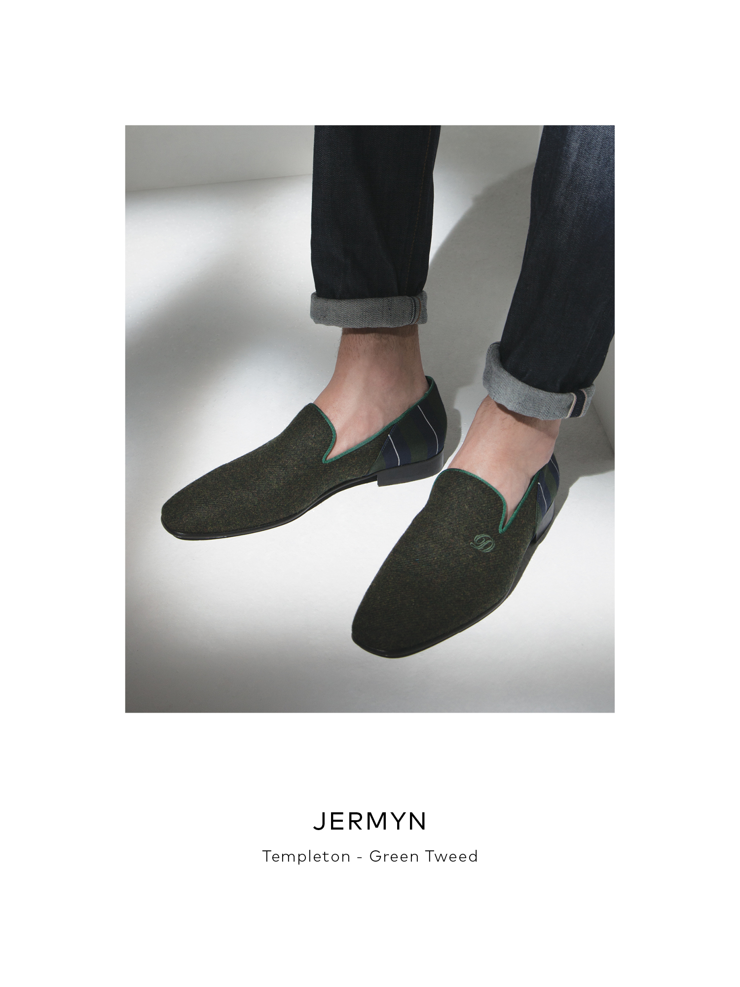 Jermyn, Templeton - Green Tweed