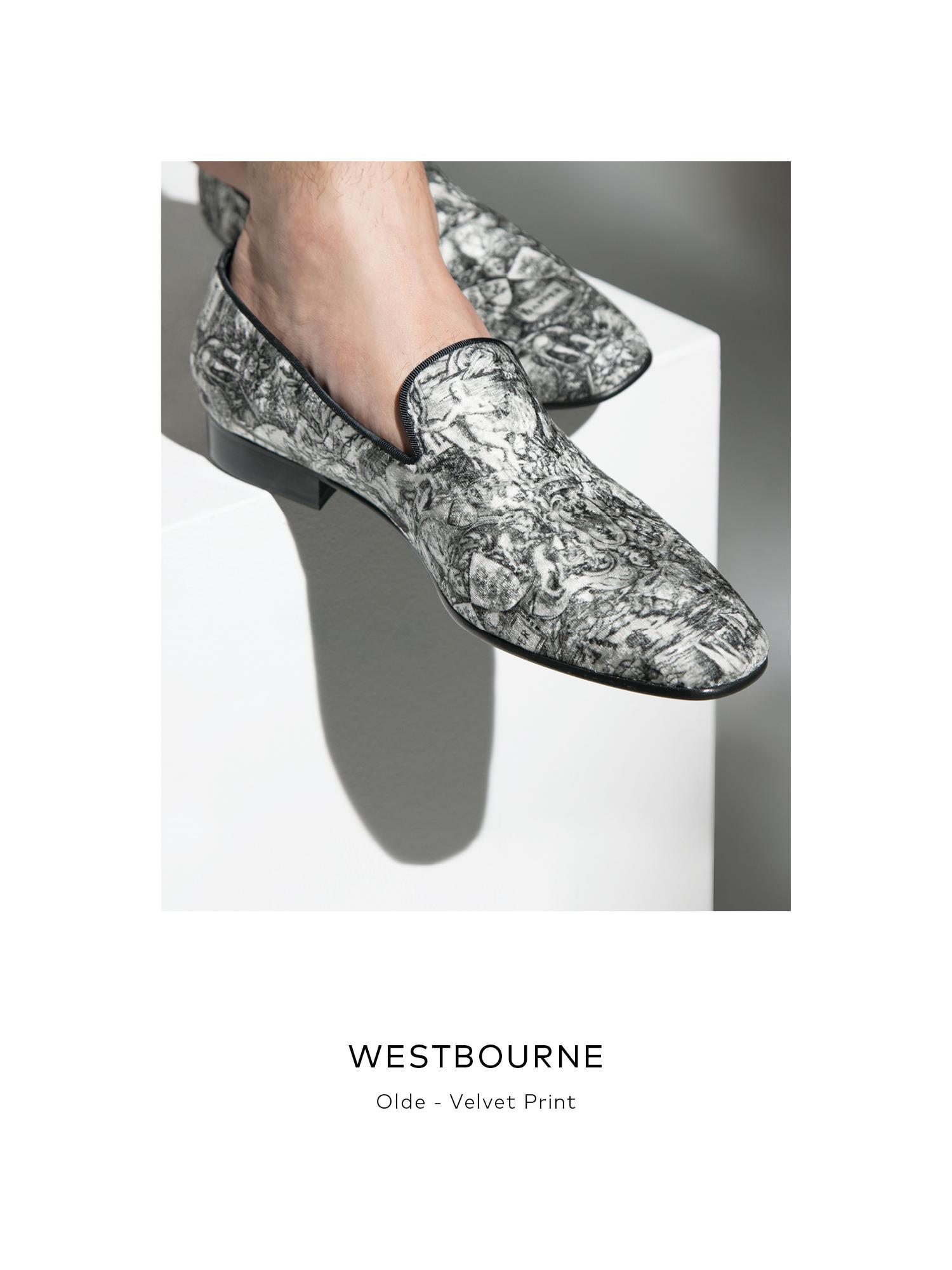 Westbourne, Olde - Velvet Print